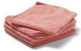 Städduk BRIGHTON mikrofiber rosa 5/fp
