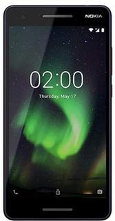 Nokia 2.1 - 8GB - Blå / Kobber