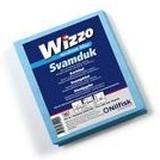 Svampduk Wizzo Medium blå 21x17cm, 10/fp