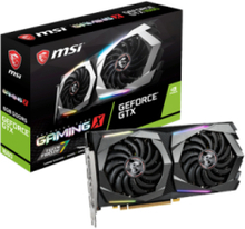 NVIDIA GeForce GTX 1660 GAMING X - 6GB GDDR5 RAM - Grafikkort