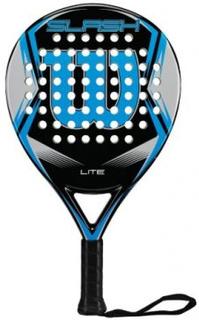 WILSON Slash Lite Padel Black/Blue