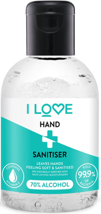 Hand Sanitiser, 100 ml I love… Handsprit