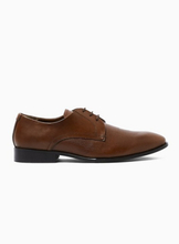 Tan 'Jasper' Derby Shoes