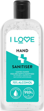 Hand Sanitiser, 250 ml I love… Handsprit
