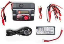 ASG Digital Multifunksjonell Lader - 6x80+