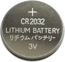 Batteri 3V Lithium CR2032