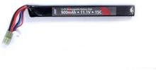 Batteri - LI-PO 11.1V 900mah Single Stick