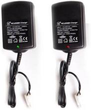 Batterilader 4-8 celler - Autostopp