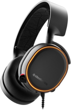SteelSeries Arctis 5 Gaming Headset Svart - 2019 Edition