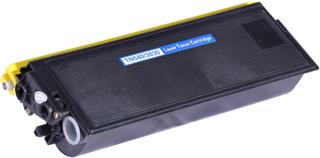Kompatibel Brother TN540 Lasertoner, Svart, 3500 sidor