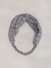 River Island Check Cupchain Headband