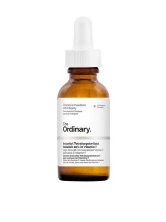 Olje & Serum - Transparent The Ordinary Ascorbyl Tetraisopalmitate Solution 20% in Vitamin F 30ml