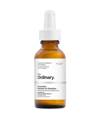 Skrubb og Eksfoliering - Transparent The Ordinary Granactive Retinoid 2% Emulsion 30ml