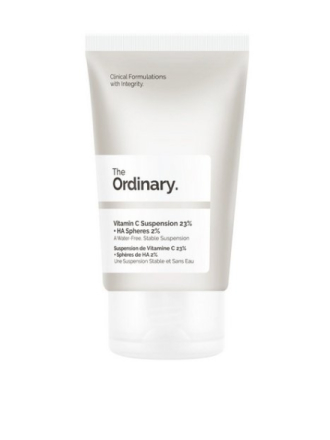 Ansiktsmasker - Transparent The Ordinary Vitamin C Suspension 23% + HA Spheres 2% 30ml