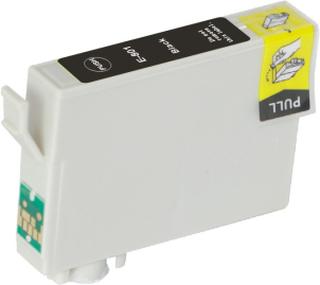 Epson T0801 B Sort kompatibel blækpatron (15 ml)
