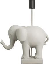 By On lampfot djur Elefant