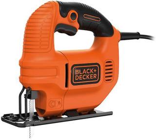 Black & Decker Black och Decker Jig sågar 520W med case (DIY, verkt...