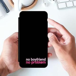 Samsung Galaxy S21+ Slimmat Fodral No Boyfriend No Problem