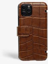 iPhone 11 Pro Card Case Crocodile