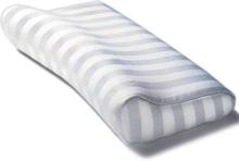 Sissel ortopedisk kudde deluxe 63x33x(10-12) cm vit sis-110.003