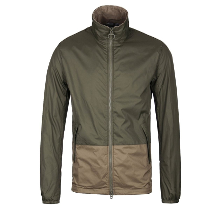 "Barbour Fern grønn Pelham jakke EXTRA LARGE (42"" Chest)"
