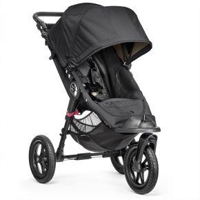 Baby Jogger City Elite Sittvagn (Svart Black)