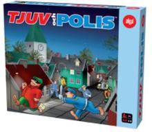Tjuv O Polis