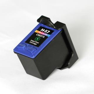 HP 57 C Farvet, kompatibel blækpatron (21 ml)