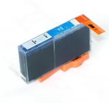 HP 564XL (CB323W) C med chip (15 ml) Cyan kompatib