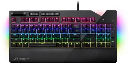 ASUS ROG Strix Flare RGB Gaming Keyboard Cherry MX Brown