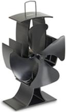 Kamiinapuhallin 4-lapainen - ThermalPlus