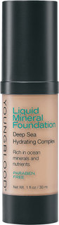 Liquid Mineral Foundation 30ml Youngblood Foundation