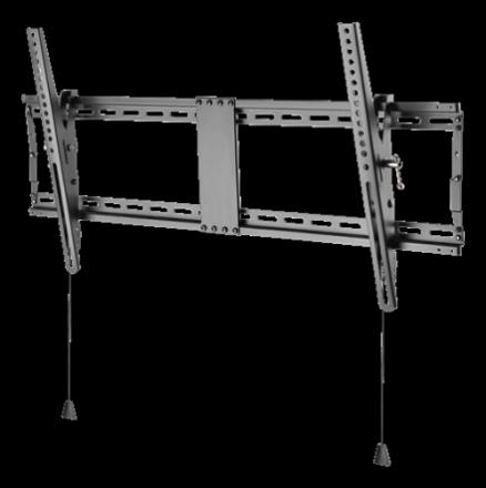 "DELTACO Heavy-duty veggfeste 43-90"" VESA: 70 kg 4,9 cm"