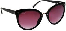 Haga Eyewear Solglasögon Paris Polarized Shiny Black