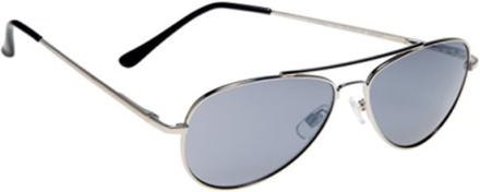 Haga Eyewear Solglasögon Durban Silver Metal