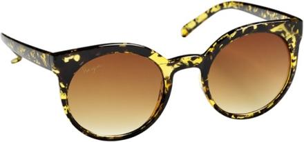 Haga Eyewear Solglasögon Santorini Turtle