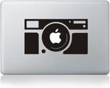 MacBook sticker Camera