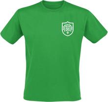 Bring Me The Horizon - Chained Bat -T-skjorte - grønn
