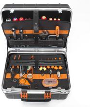 BAHCO Hård verktygsväska med 55 verktyg 4750RCW011BNL