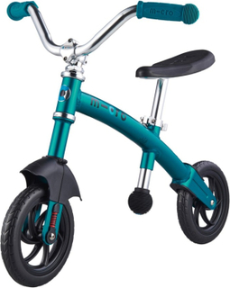 Micro, G-Bike Chopper Deluxe Balance Bike Aqua