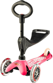 Micro, Mini 3in1 Deluxe Scooter Pink