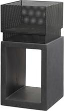 R'elite bålfad firkantet med granitlignende bund 979756