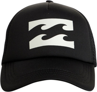 Billabong Trucker Cap off black Gr. Uni
