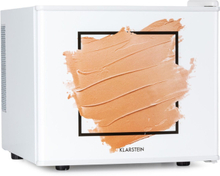 Pretty Cool Make-up-kylskåp aprikos 17 liter 50 watt 1 botten