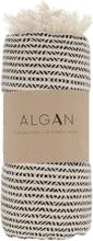 ALGAN Elmas-iki hamamhåndklæde sort - 100x180 cm