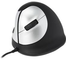 R-Go HE Ergonomic mouse, Medium (165-185mm), Left Handed, wired /RGOHELE