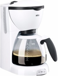 Braun Kaffebryggare KF520/1 Pure Aroma