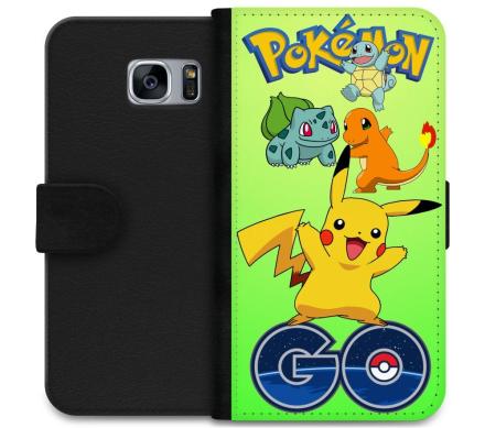 Samsung Galaxy S7 Edge Plånboksfodral Pokemon Go - CDON.COM