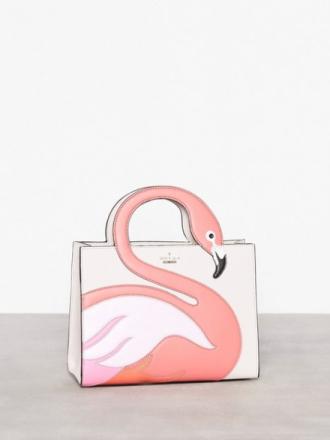 Håndvesker - Bone Kate Spade New York Flamingo