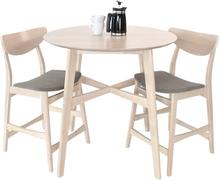 Bargrupp William - Bord + 2 stolar